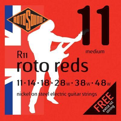 Rotosound Medium (Red 11's)