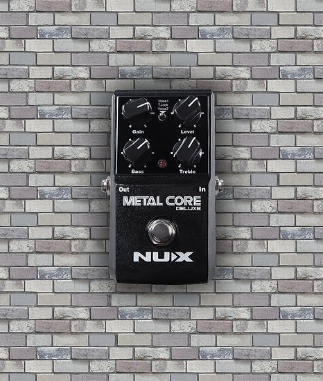 NUX 'Metal Core Deluxe' Multi-Distortion