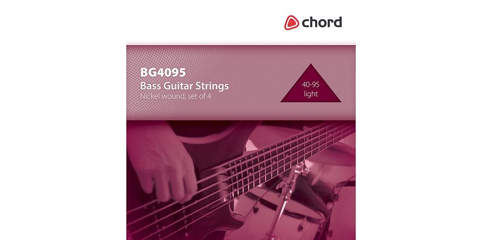 Chord Electric Bass Strings 45-95