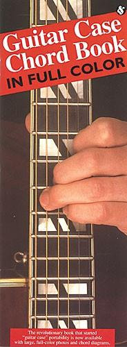 Guitar Case Chordbook In Colour