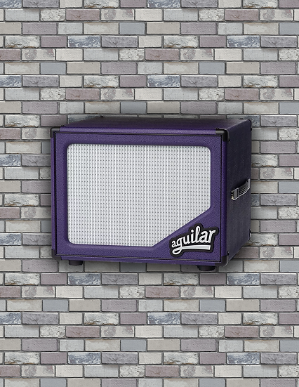 Aguilar Speaker Cabinet Royal Purple SL Series Lightweight 12