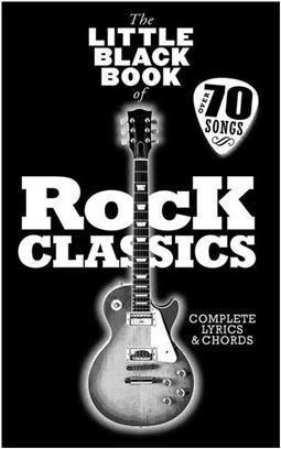 The Little Black Songbook: Rock Classics