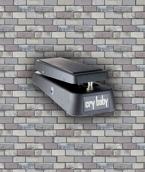 """Dunlop """"Cry Baby"""" Wah"""
