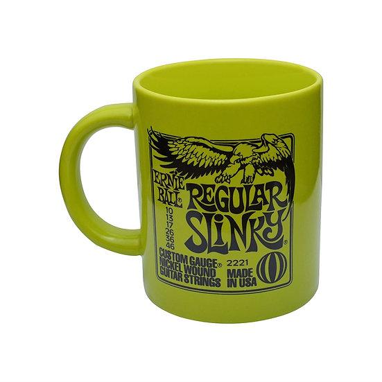 Green Ernie Ball Mug