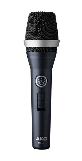 AKG D5CS Dynamic Microphone