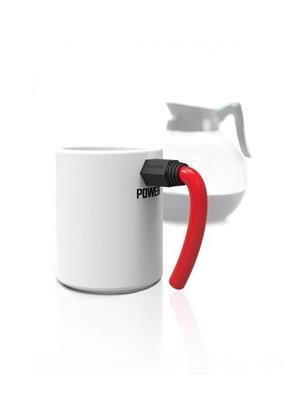 Wired  Coffee Mug (Red)