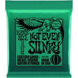 Ernie Ball Not Even Slinky (Teal 12's)