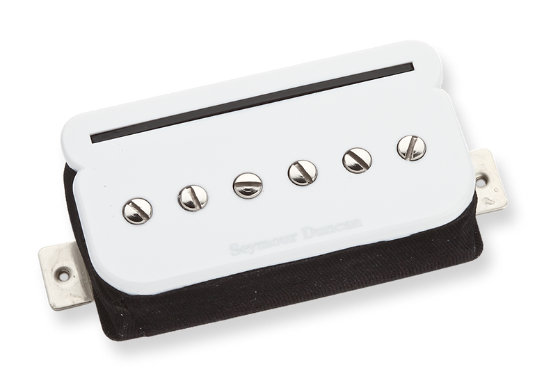 Seymour Duncan P-Rails Humbucker - SHPR-1B Bridge White