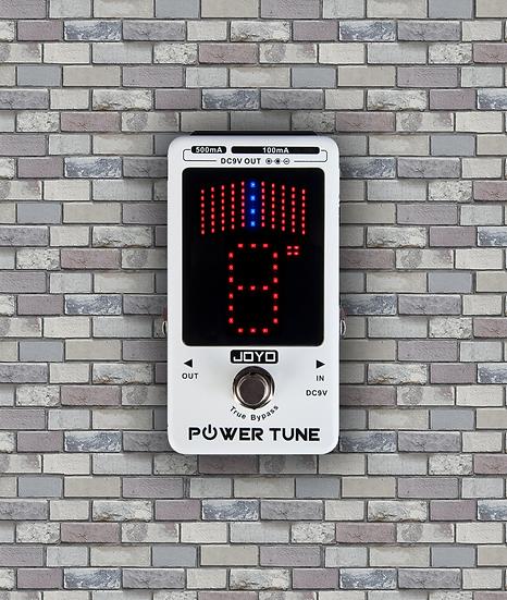 JOYO JF-18 Power Tune - Multi Power Supply Chromatic Pedal Tuner