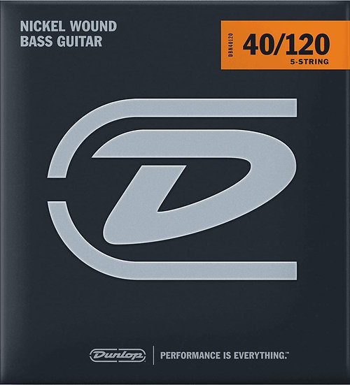 Jim Dunlop Bass 5 Strings