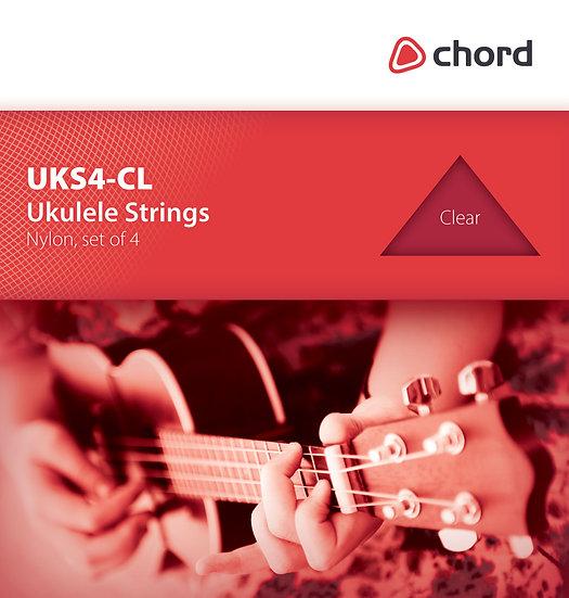Chord Black Ukulele Strings
