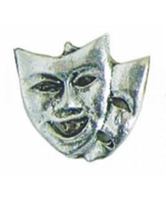Pin Theatrical Masks
