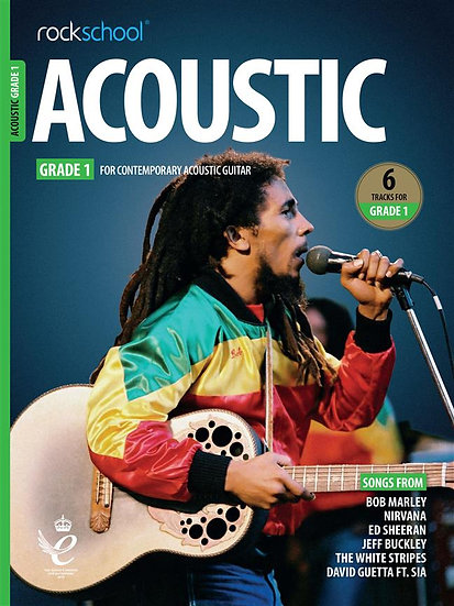 Rockschool Acoustic Guitar (2019)