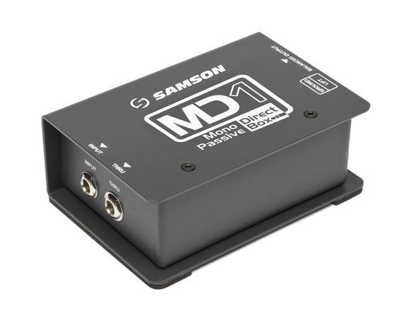 Samson MD1 Passive DI box