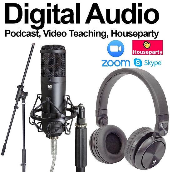 TGI Digital Audio Bundle
