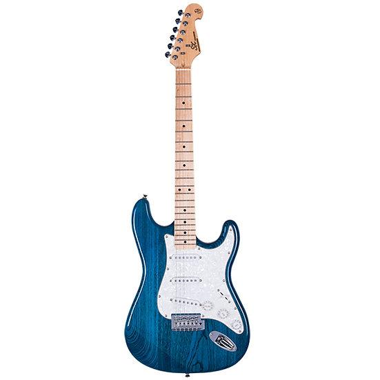 SX VTG Series Electric Guitar SC Style - Swamp Ash
