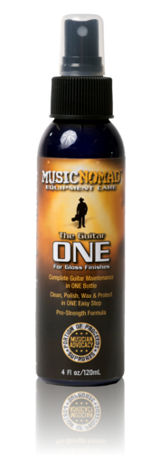 The Guitar ONE - All in 1 cleaner
