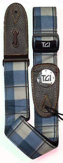 TGI Strap Blue Check