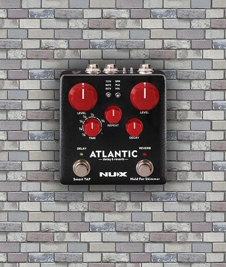 NUX NDR-5 'Atlantic' Delay & Reverb Pedal