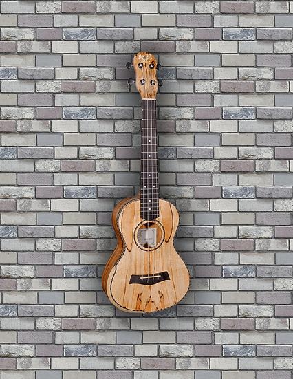 Barnes & Mullins Ukulele Tenor - Spalt Maple