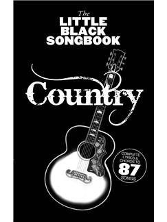 The Little Black Songbook: Country