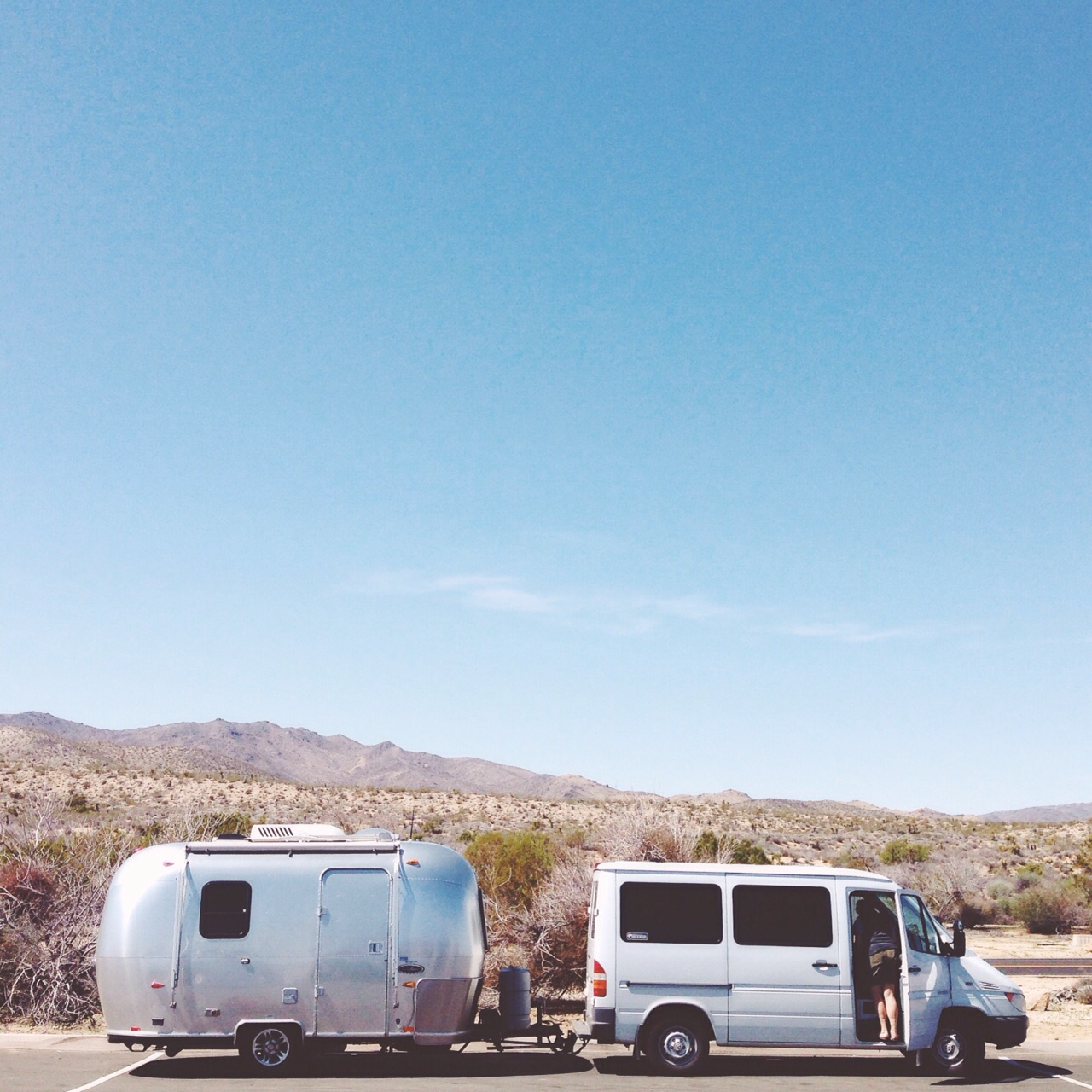Featured by Airstream Inc.