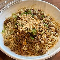 Spicy Pork Dandan Noodles