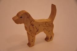 Dog puzzle | Poplar
