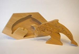 Dolphin puzzle | Poplar