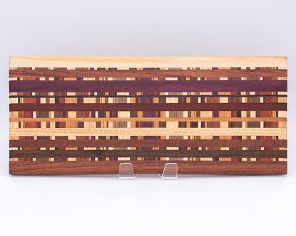 Multi Striped Long Board
