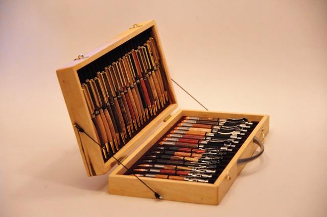 Slimline pens | Assorted hardwoods