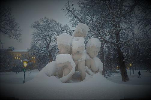 Schnee Karin Ledermann