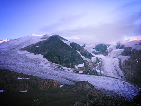 Die Angst am Berg