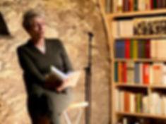Vielleicht später Buchvernissage Karin L