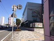 静岡駅 姿勢