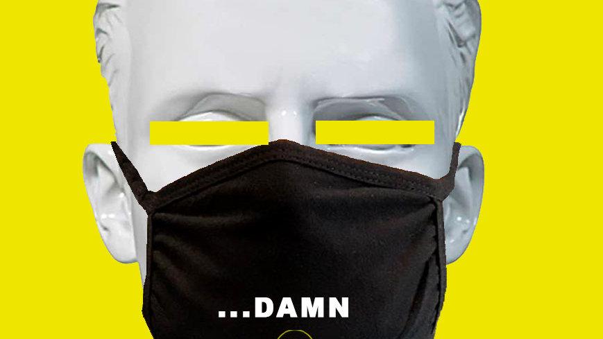 Damn Face Mask
