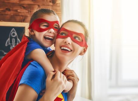Hoe jij ook met je kinderen aan persoonlijke ontwikkeling kan doen.