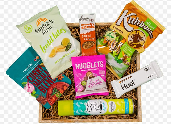 Morocco Flavour Box