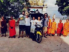 Food Explorer Trails in Cambodia