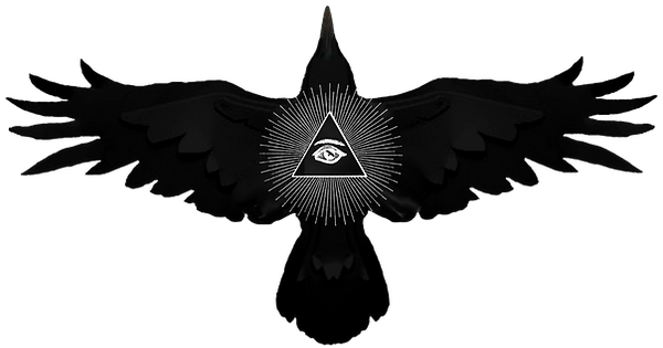 Crow In Ascension Logo