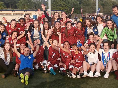 El Bizkerre B es campeón de la Regional y logra un histórico ascenso a Vasca