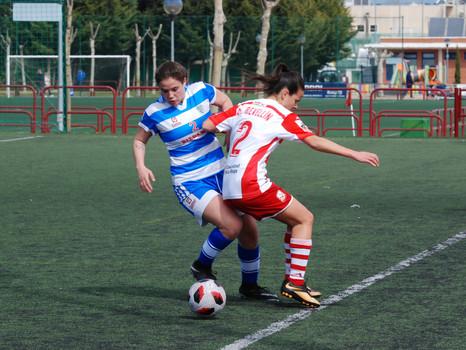 Sufrido triunfo del Bizkerre en su visita al Atlético Revellín