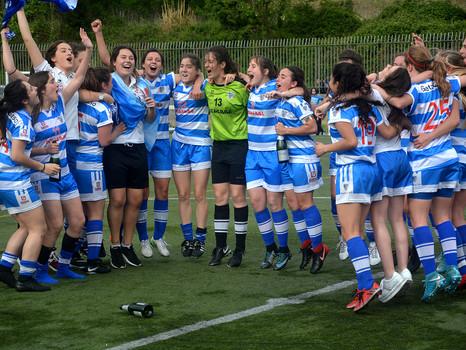 El Bizkerre es txapeldun de Liga Vasca y asciende a Segunda División Nacional