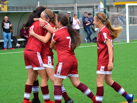 El equipo Infantil A Femenino de Bizkerre se proclama Campeón de Euskadi
