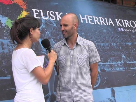 Iñigo Juaristi regresa al Bizkerre