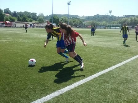 Athletic y Atlético de Madrid jugarán la final del XI Torneo Internacional Getxo de Fútbol Femenino