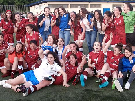 El Bizkerre B gana al Berriotxoa en Bolue y consigue el ascenso a Liga Vasca