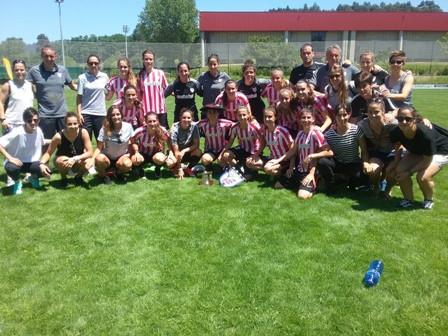 El Athletic se proclama vencedor del XI. Torneo Internacional Getxo de Fútbol Femenino
