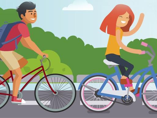 "Собираемся на велопрогулку ""Тур де ВИЗ"""