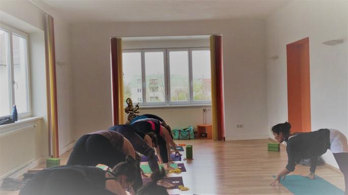 Yogaunterricht Mödling
